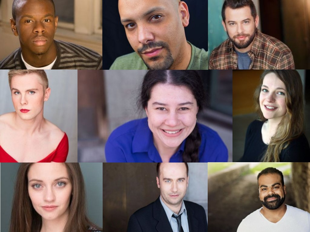 Trap door announces naked cast and design team performink