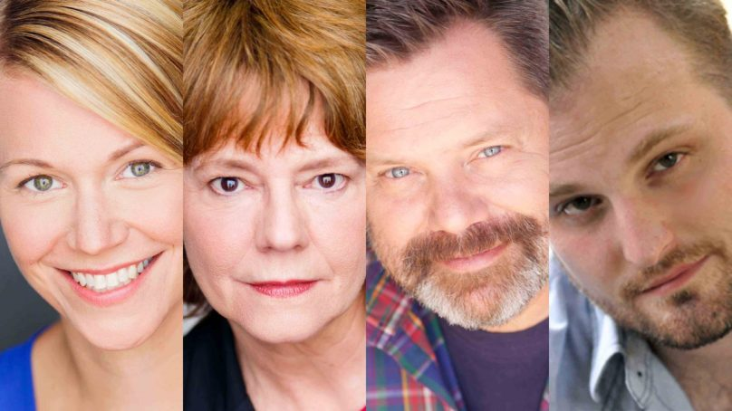 Shattered Globe and Theatre Wit Announces REALISTIC JONSESES Cast and Designers