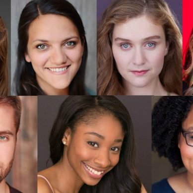 Prop Thtr Sets 2 UNFORTUNATE 2 TRAVEL Cast
