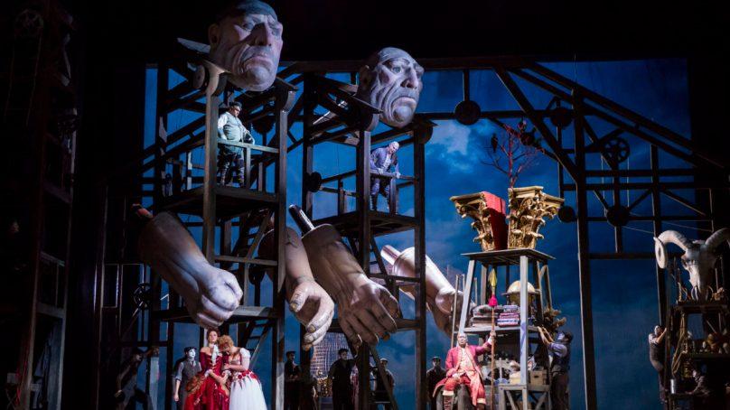 Lyric Opera Announces Season & Casting