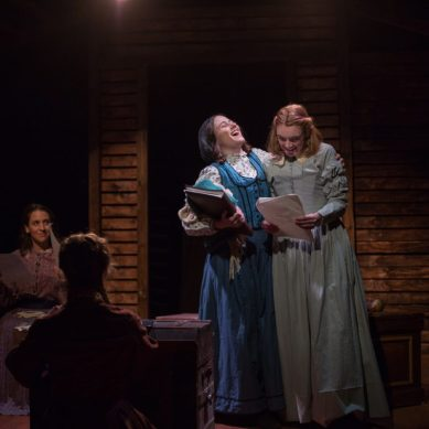 Review: LITTLE WOMEN THE MUSICAL at Brown Paper Box Co.