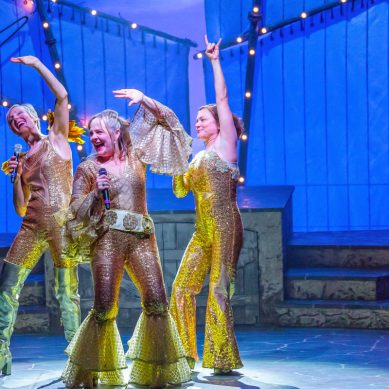 Review | MAMMA MIA! at Drury Lane