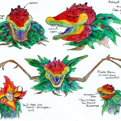Understanding the Monster: Inside LITTLE SHOP OF HORRORS with Puppet Coach Matthew Sitz