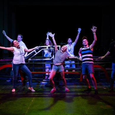 "Review | ""Hands on a Hardbody"" at Refuge Theatre Project"