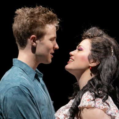 "Review | ""Footloose"" at Marriott Theatre"