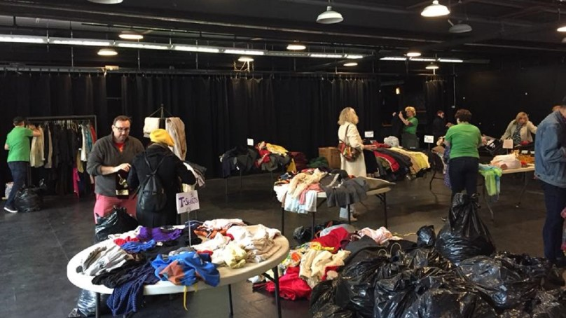 Green Theatre Alliance to Host E-Waste/Textile Drive & Costume Exchange