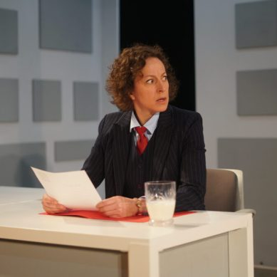 "Review | ""The Memo"" at Organic Theater Company"