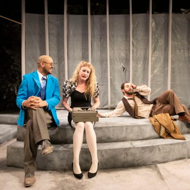 "Review | ""The Killer"" at Trap Door Theatre"