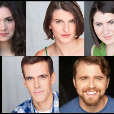 "Right Brain Announces Cast of ""(Non)Fiction"""