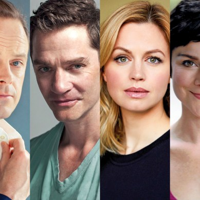 "Cast and Design Team Announced for ""The King's Speech"""