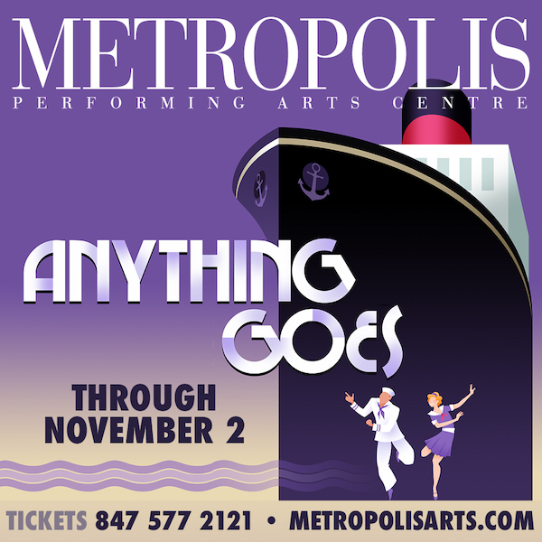 Metropolis Anything Goes