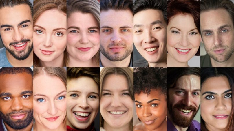 Casting Announced for ROMEO AND JULIET