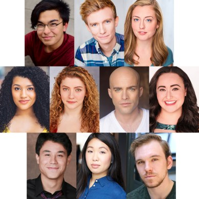 "Porchlight Announces ""New Faces 1956"" Cast and Production Team"