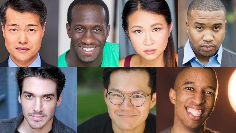 """Griffin Announces """"Mlima's Tale"""" Cast"""