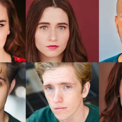 "Underscore Sets ""Notes & Letters"" Cast and Design Team"