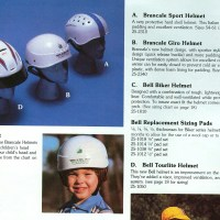 Flashback Friday – Hairnets to EPS: Cycling Helmets from the '80s