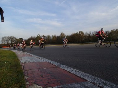 Bike racing is serious business in Belgium
