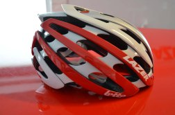 The T-Pro feature on the side of the helmet helps protect the temples
