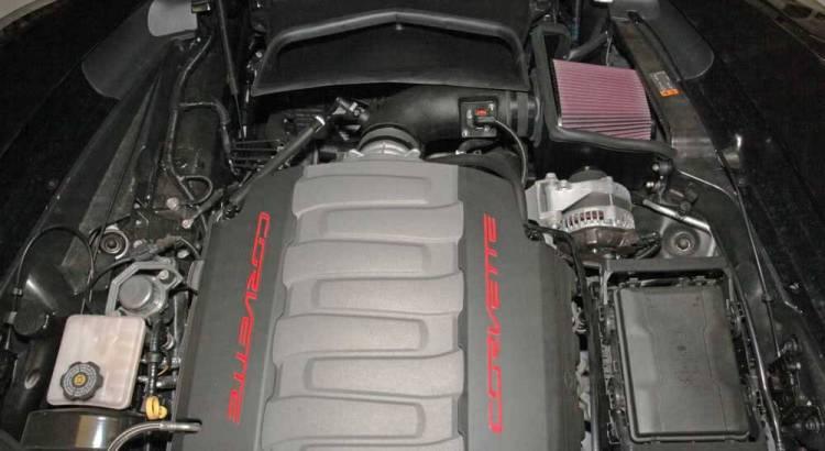 K&N Corvette C7 Cold Air
