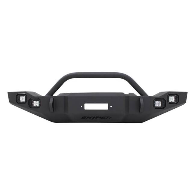 Westin Automotive Snyper Marksman Bumper Bull Bar JK