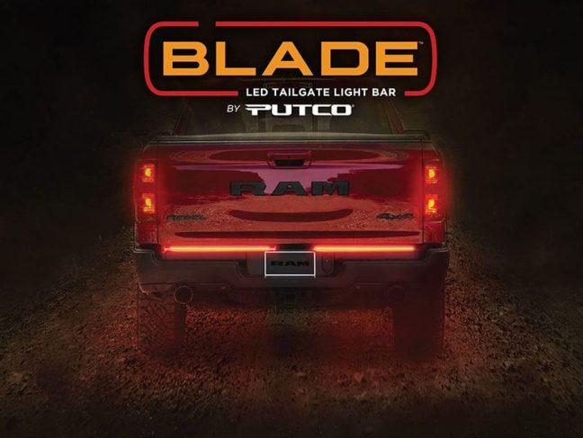 """Putco (92009-18): 18"""" Blade Split LED Tailgate Light Bars (Pair)"""