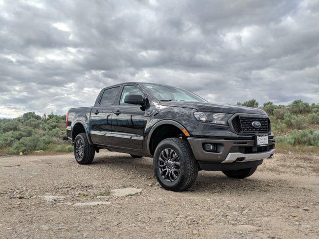 """Daystar (KF09151BK): 2"""" Leveling Kit for 2019 Ford Ranger"""