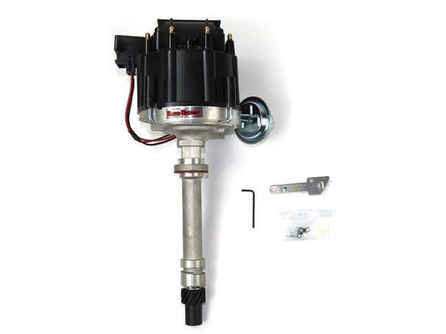 PerTronix Flame-Thrower IMCA-Approved Race HEI III Distributor for Chevy SBC_BBC D1075