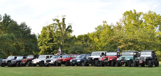 Performance Corner® Invades Great Smoky Mountain Jeep Event