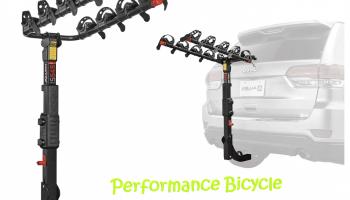 Allen Sports Premier Hitch Mounted 4-Bike Carrier