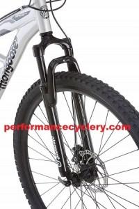 Mongoose Impasse Full Dual-Suspension Mountain Bike