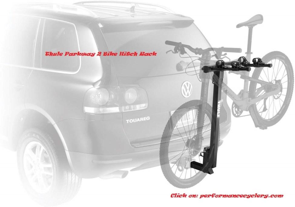 Thule Parkway 2 Bike Hitch Rack