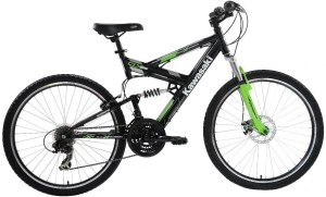 Kawasaki Mountain Bike Brand Review by Performance Cyclery Shop