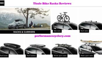 THUELE BIKE RACK REVIEWS IN 2020 - Thule Xpress 970 Reviews