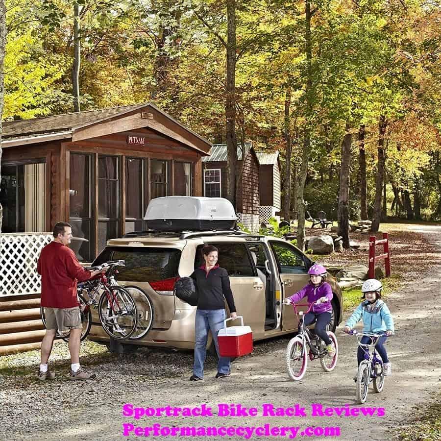 SportRack Bike Racks