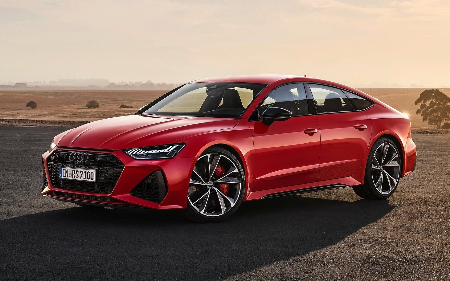 2020 Audi Rs 7 Sportback Revealed Gets Rs 6 V8 Power