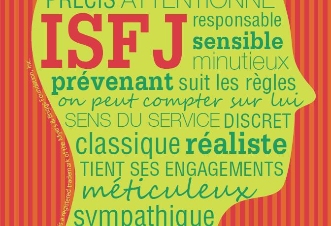 Profil MBTI ISFJ - Performance et Coaching - Pierre Cochat coach certifié MBTI