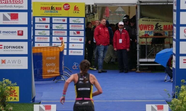 Agnes Duhail - Duathlon longue distance Zofingen 2019
