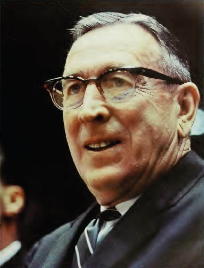 John Wooden 1972 - Performance et Coaching