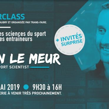 Master Class science du sport - Performance et Coaching