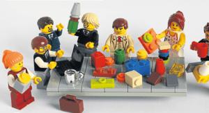 Pere Facilition LEGO Scene