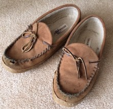 comfortable old shoes of Scott Simmerman