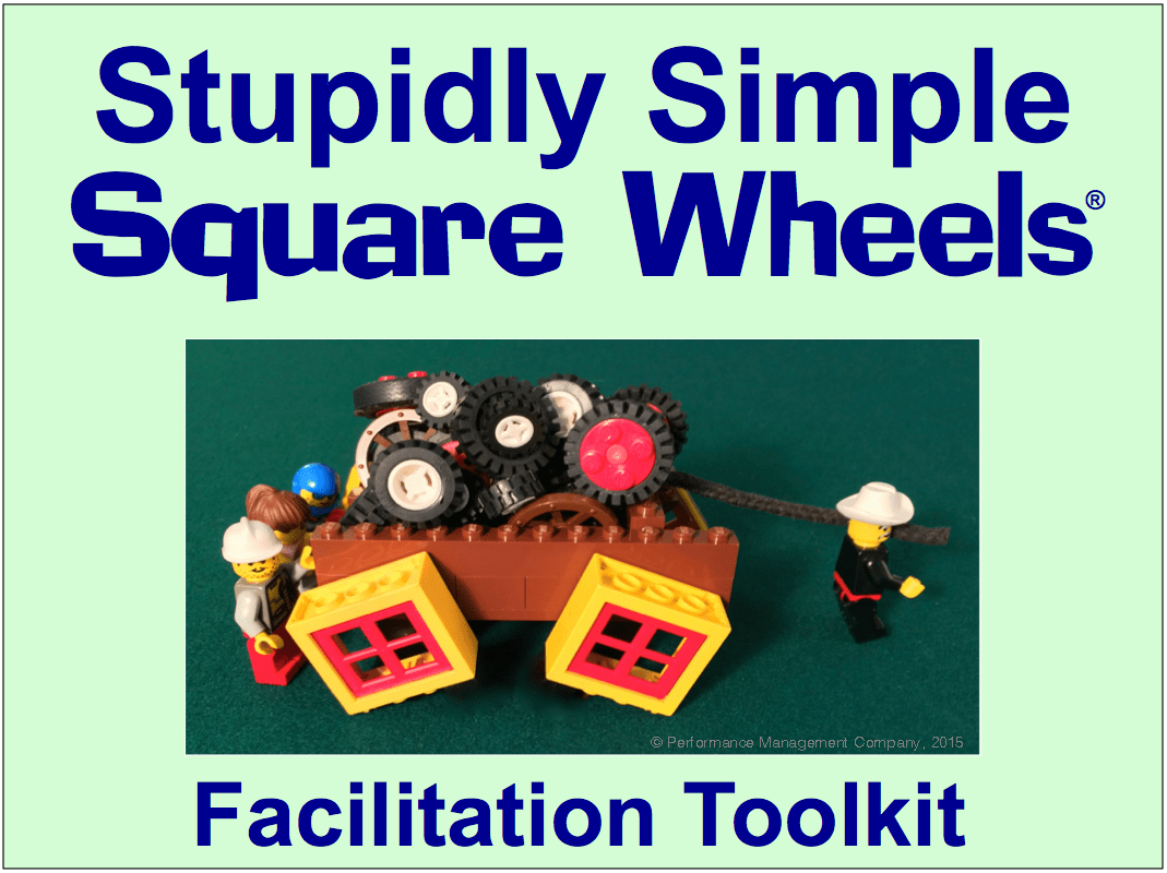 A Stupidly Simple Square Wheels Facilitation Toolkit
