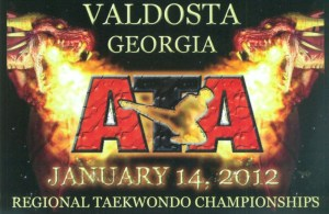 ATA Taekwondo Tournament Valdosta Georgia