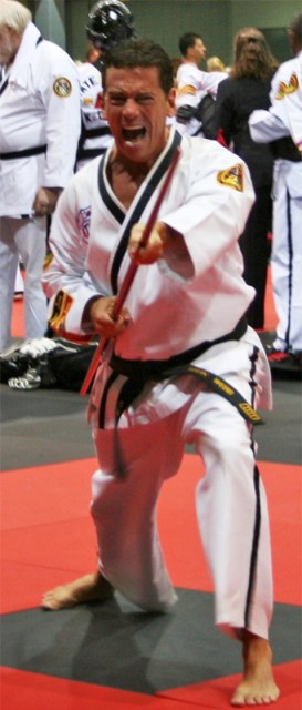 Mark Webb - ATA Taekwondo Instructor