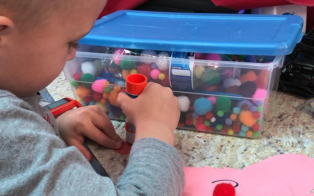 Easter Craft Session