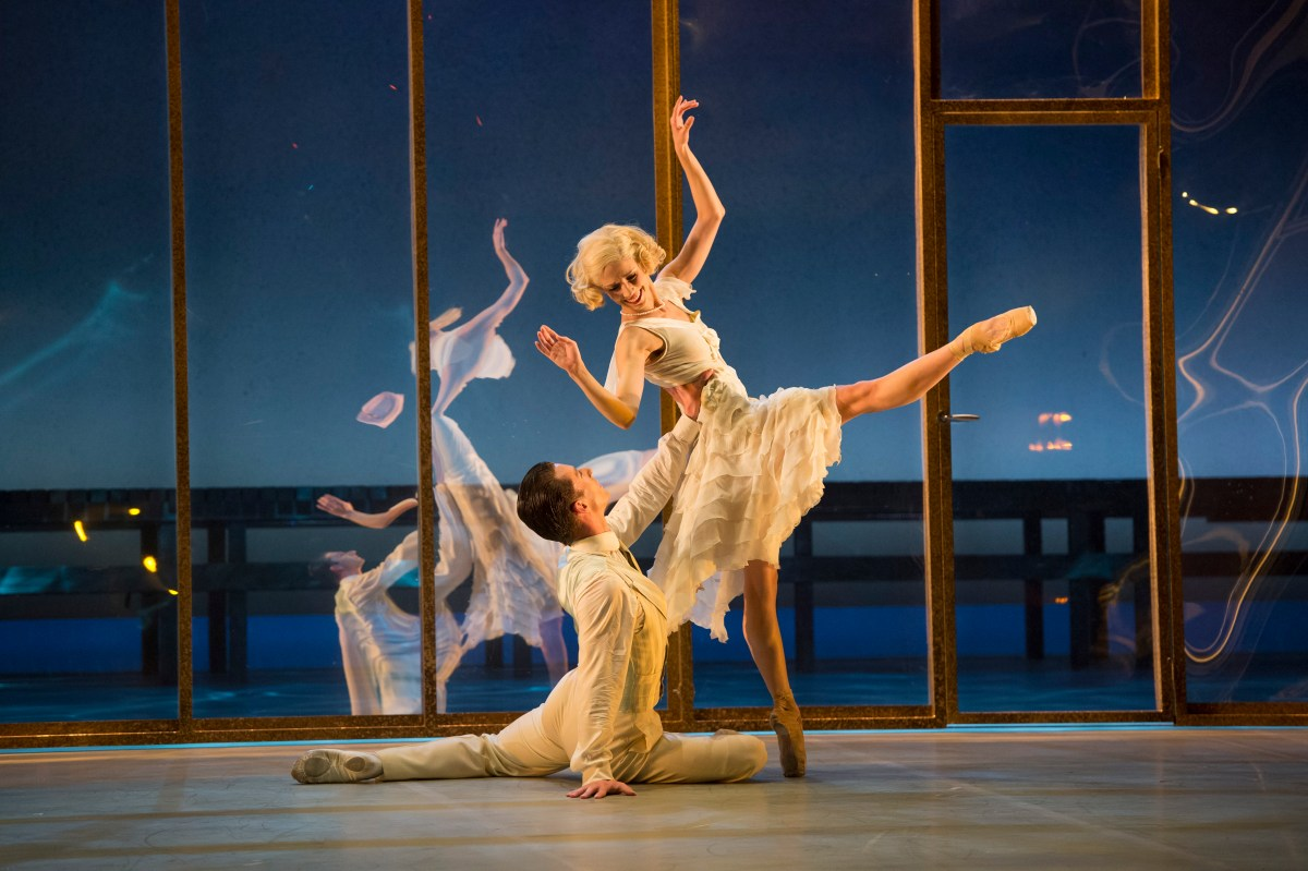 Exclusive: Behind the Scenes of Northern Ballet's The Great Gatsby with Tobias Batley, Martha Leebolt and Lily Amy
