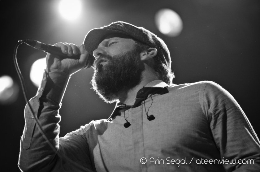 Alex Clare - Credit @ Arin Segal