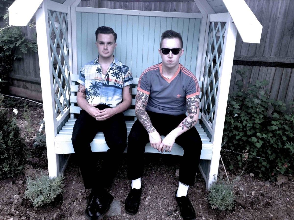 Slaves: An Interview