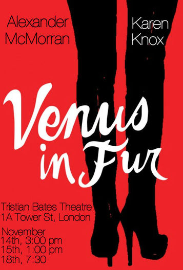 Theatre Review: Venus in Fur