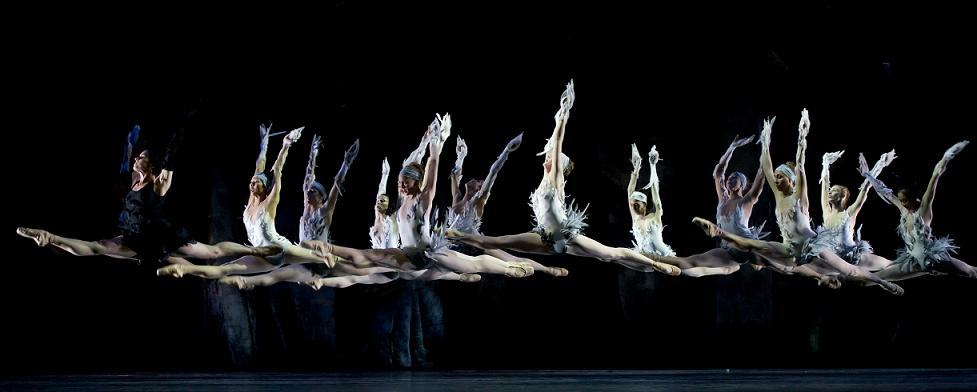 LAC (After Swan Lake) by The Monte Carlo Ballet